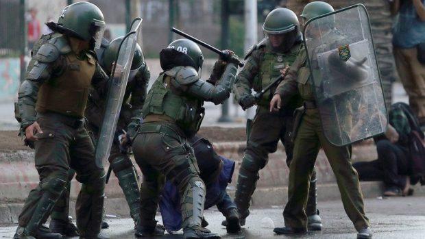 El INDH ha afirmado que 2.500 querellas por violaciones a los derechos humanos han sido archivadas sin formalizados. Foto: Reuters.