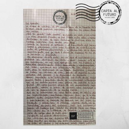 Carta al Futuro 4
