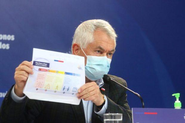 Este lunes, en un nuevo balance sobre la situación de la pandemia en nuestro país, el Ministerio de Salud informó más de 4 mil casos nuevos por quinto día consecutivo. Foto: Ministerio de Salud.