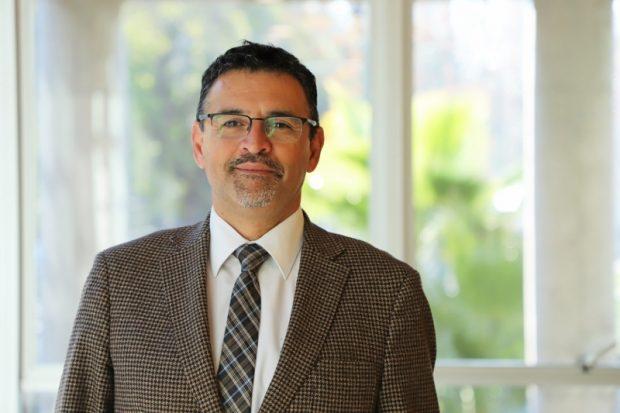 El vicerrector de Investigación y Desarrollo, Flavio Salazar.