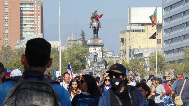 general baquedano monumento abril becerra