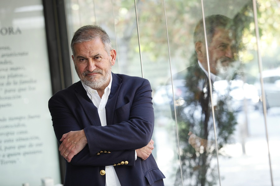 Alejandro Alarcón.