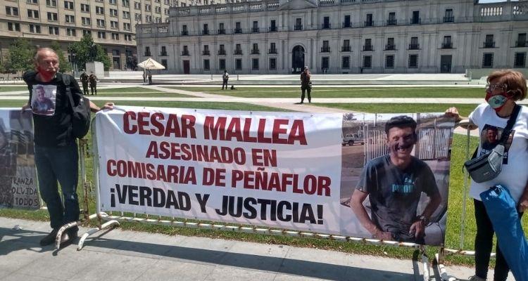 Cesar Mallea asesinado