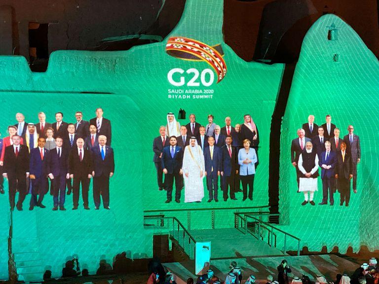 G20 Arabia Saudí