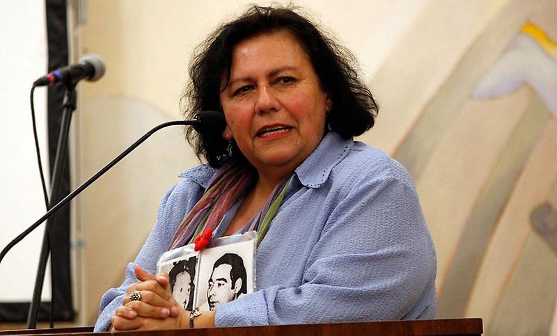 Lorena Pizarro.