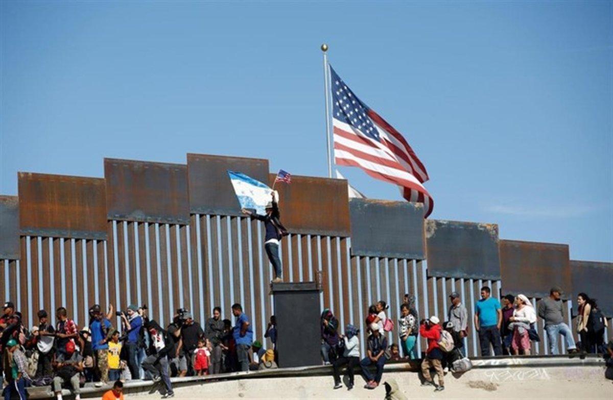 Migración en Estados Unidos