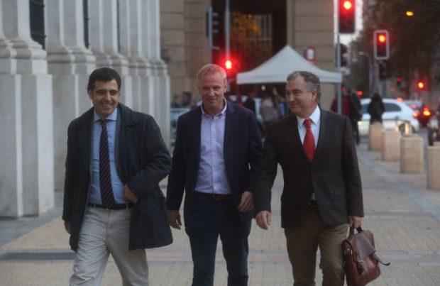 Parlamentarios Evópoli.