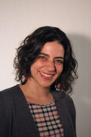 En la imagen, Verónica Tapia.