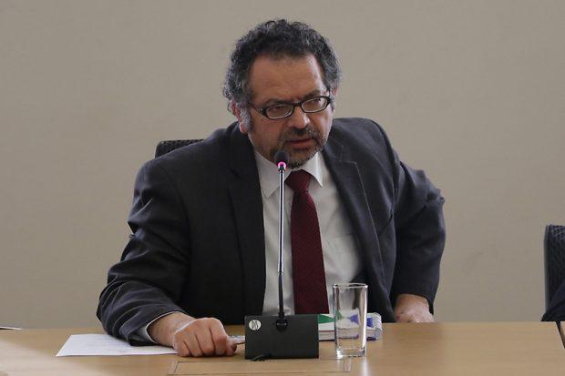 El académico de la Facultad de Derecho de la Universidad de Chile, Eric Palma, buscaba ser candidato independiente para las elecciones del 11 de abril de 2021 de cara a la Convención Constitucional. Foto: UChile.