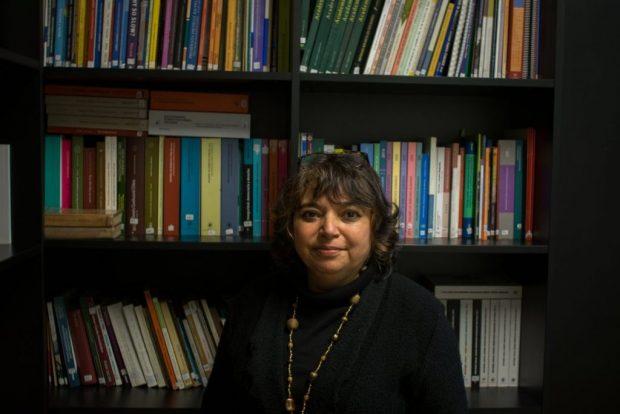 La abogada Lidia Casas es directora del Centro de Derechos Humanos de la Universidad Diego Portales (UDP) y académica del Departamento de Derecho Público de la misma universidad. Foto: Franco Traverso Adriazola