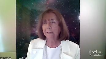 La astrónoma, científica y académica de la Facultad de Ciencias Físicas y Matemáticas, María Teresa Ruiz, recibió la Mención en Ciencia y Tecnología.