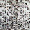 CH01. SANTIAGO DE CHILE (CHILE), 10/12/2015.- Fotografías de chilenos desaparecidos durante la dictadura hoy, jueves 10 de diciembre de 2015, el Museo de la Memoria, durante el día Internacional de los Derechos Humanos en Santiago de Chile (Chile). Un total de 1.373 antiguos agentes de la dictadura de Augusto Pinochet están en manos de la Justicia chilena en condición de procesados, acusados o condenados, informaron hoy fuentes oficiales. De ese total, 495 se encuentran como procesados, 216 en calidad de acusados y 662 están condenados, 180 de ellos en sentencia de primera instancia, 138 han sido condenados en segunda instancia por una Corte de Apelaciones y 334 por sentencia definitiva dictada por la Corte Suprema. EFE/Sebastian Silva