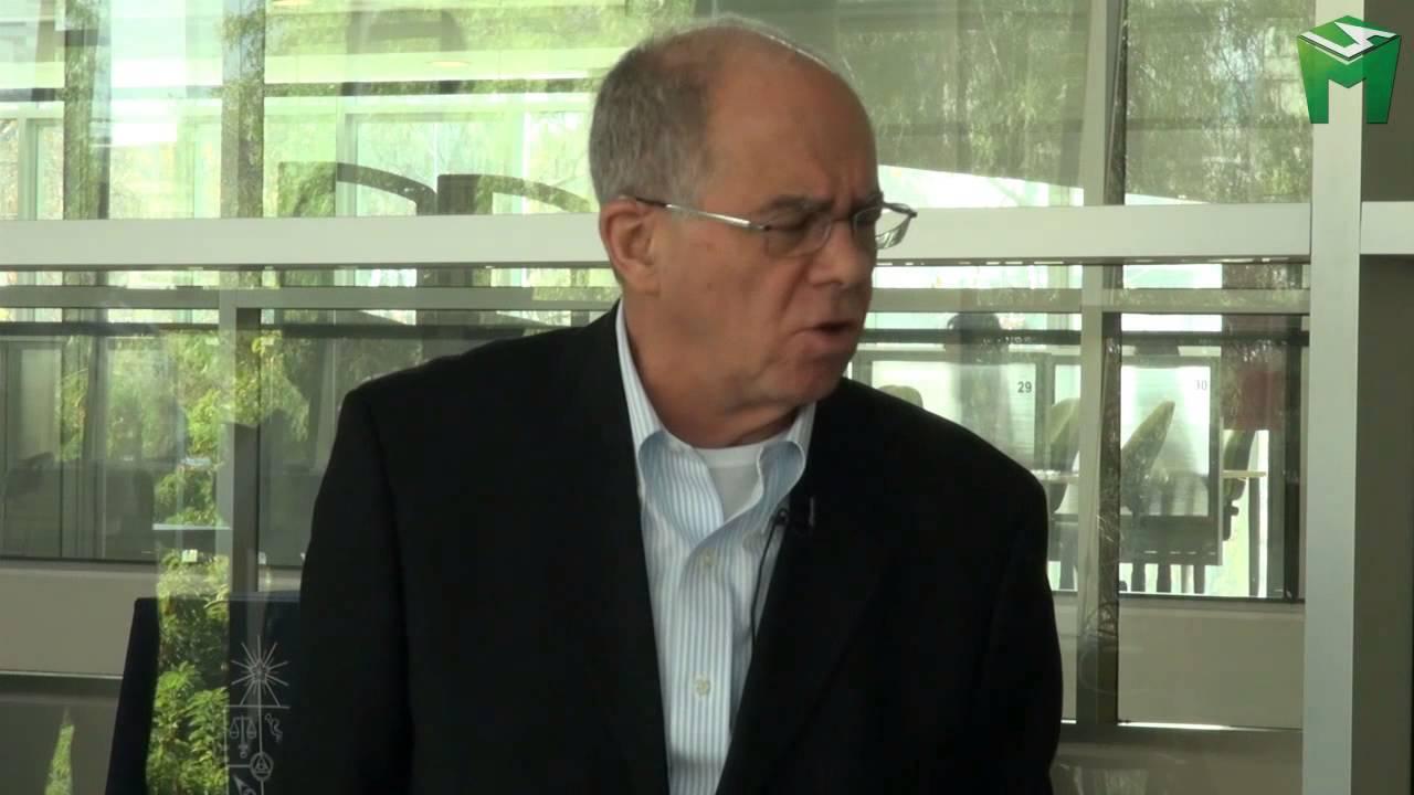 El economista y exdecano de la Facultad de Economía y Negocios de la Universidad de Chile, Manuel Agosín. Foto: Archivo.