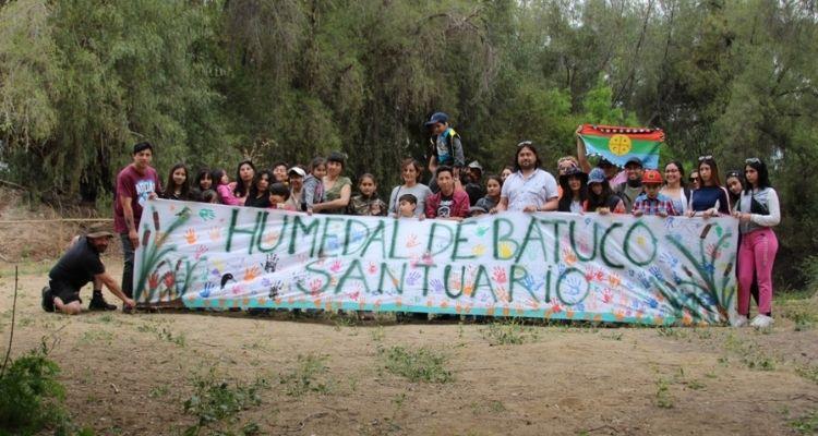 Humedal Batuco