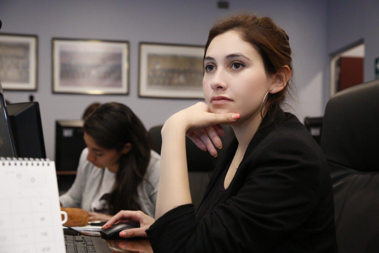 Nataly Campusano Díaz, directora de la Fundación Territorios Colectivos
