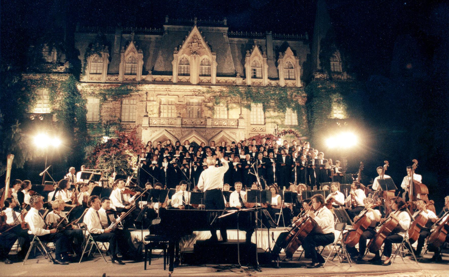Orquesta en Pirque 1997