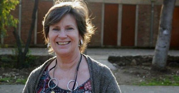 Teresa Valdés es socióloga y coordinadora del Observatorio de Género y Equidad, además de ser integrante de la Asamblea Feminista Plurinacional. Foto: Archivo.