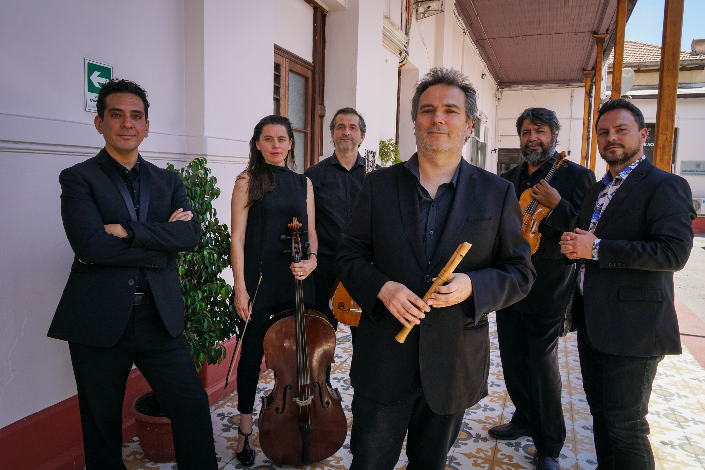 syntagma musicum cred. andrés olivares