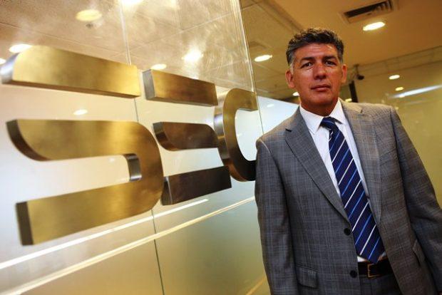 Luis Avila, SEC