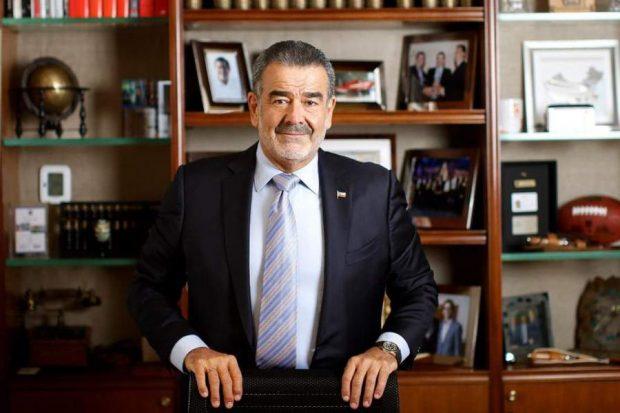 Andrónico Luksic.