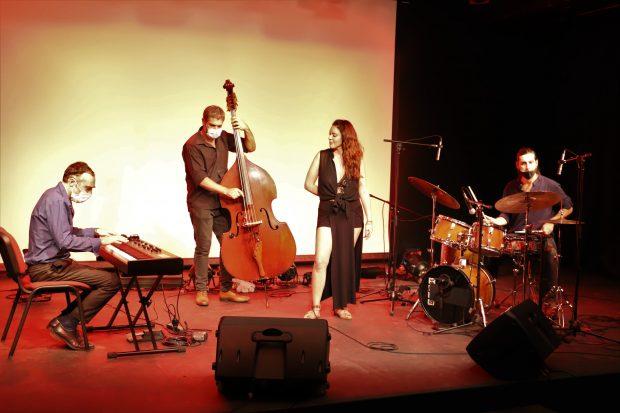 Andrea DArriaran cuarteto