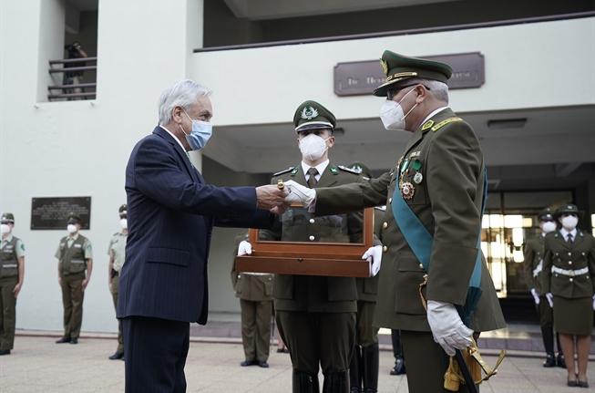 Presidente y general director