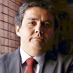 Rodrigo Sandoval, exdirector de Extranjería y Migración.