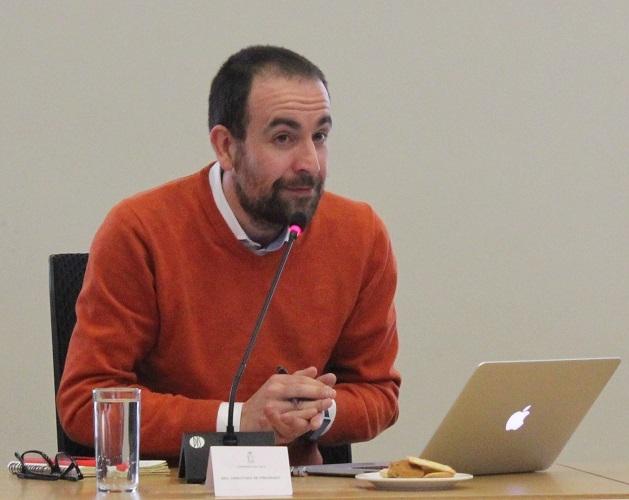 Carlos Rilling, Subdirector del Departamento de Pregrado de la Vicerrectoría de Asuntos Académicos de la Universidad de Chile.