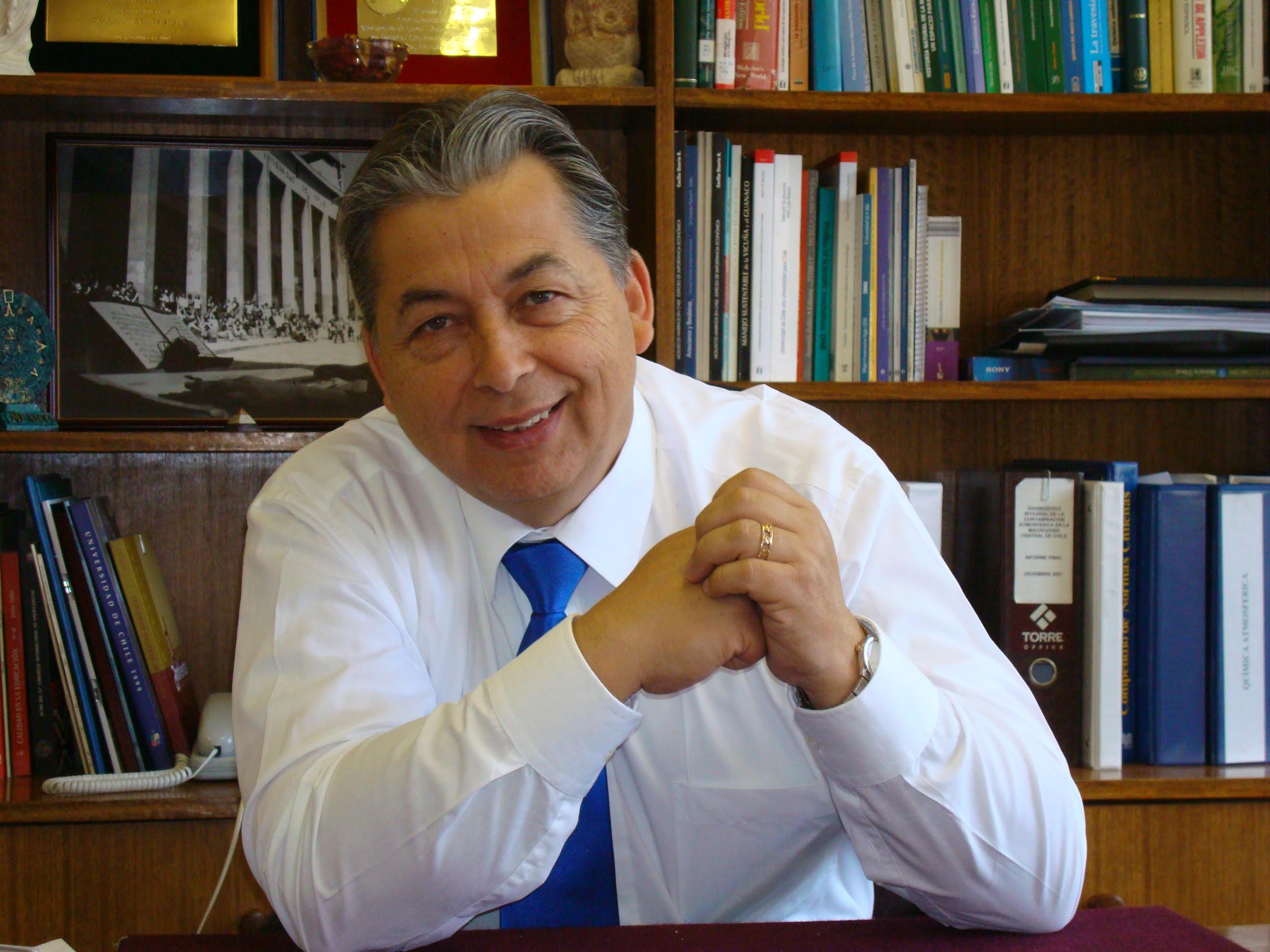 Dr Raul Morales