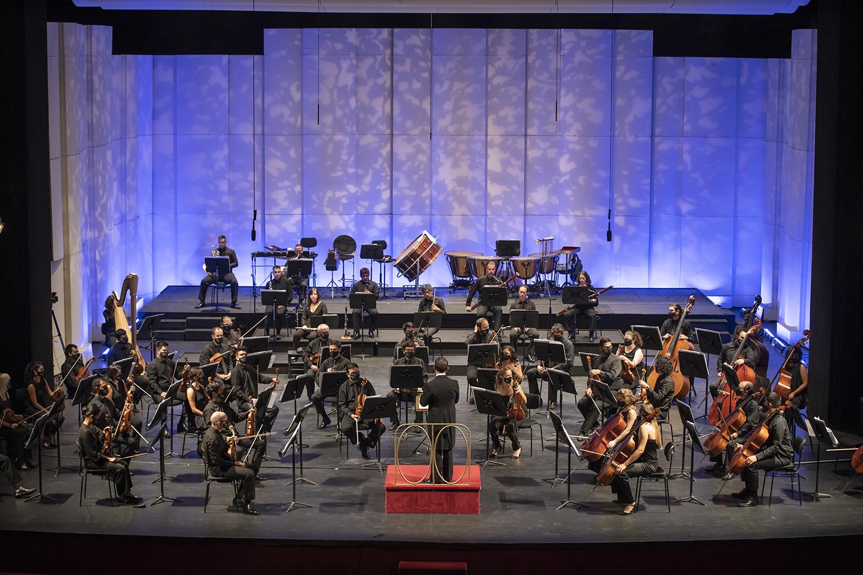 Orquesta Filarmónica de Santiago1