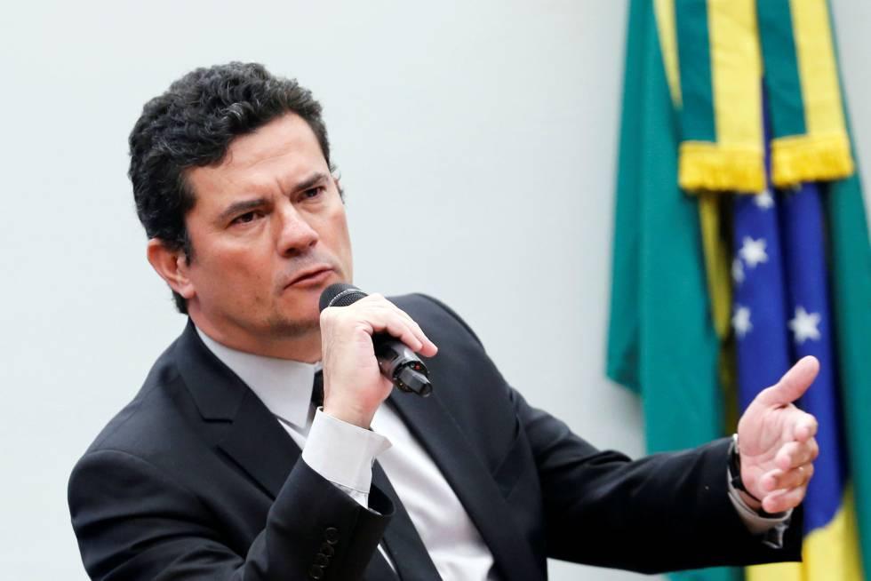A finales de marzo, la Segunda Sala del STF determinó que el exjuez Sergio Moro fue parcial en los procesos que condenaron a prisión a Lula. Foto: Archivo.