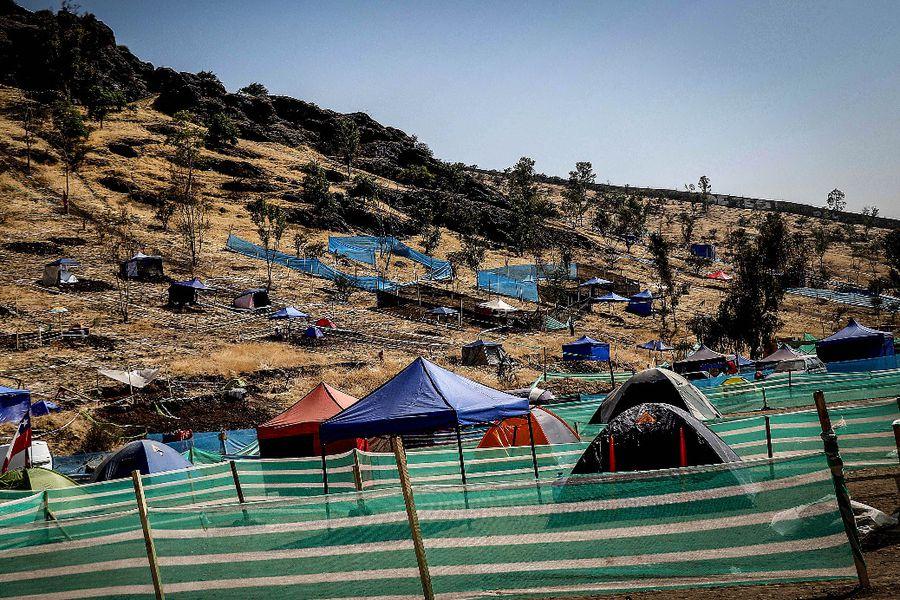 campamento renca