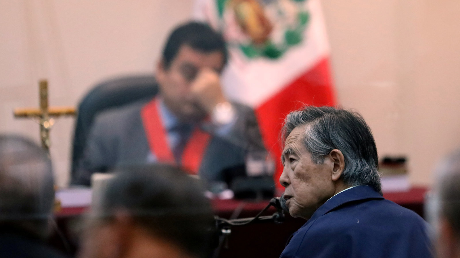 Perú: arranca juicio contra Fujimori por esterilizaciones forzadas « Diario  y Radio U Chile