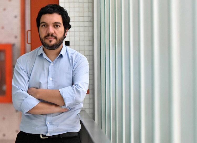 El académico de la Universidad Diego Portales, Jorge Atria.