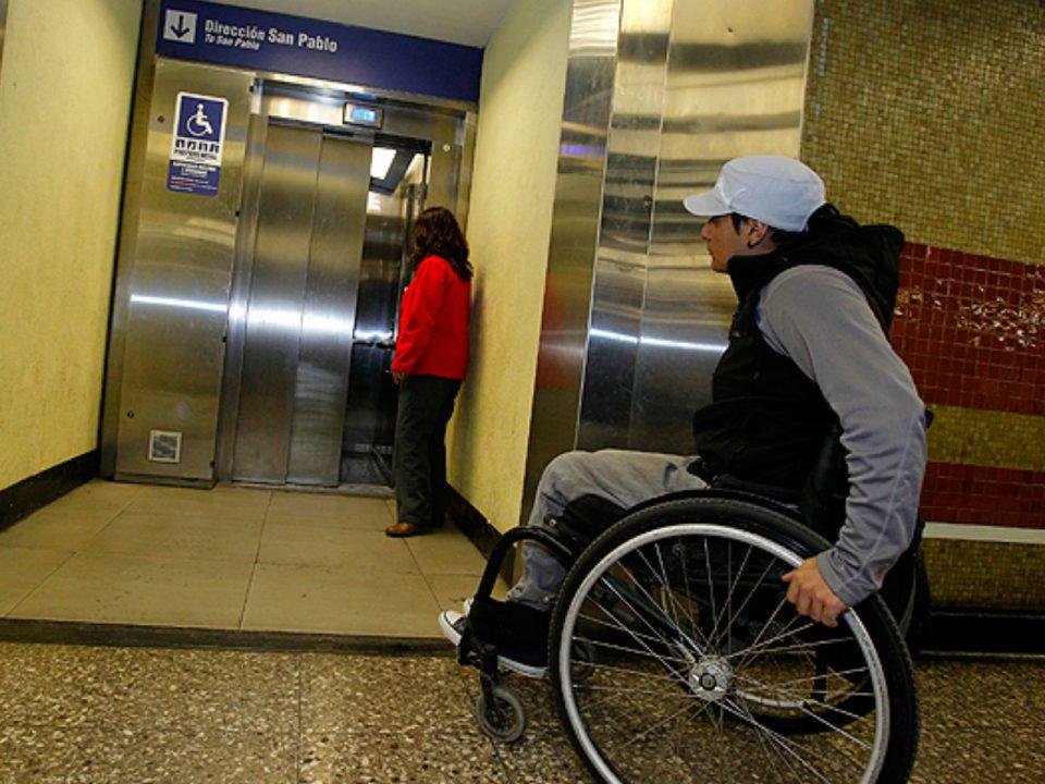 metro ascensor