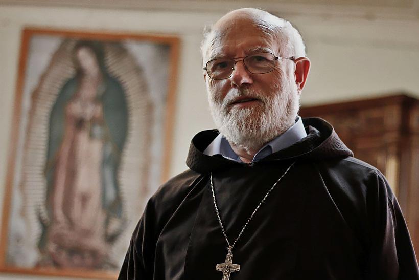 Celestino Aos, Obispo de Copiapó