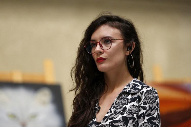 Diputada Camila Vallejo.