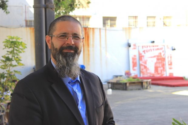 El académico y doctor en Derecho, Claudio Nash, es coordinador de la Cátedra de Derechos Humanos de la Universidad de Chile. Foto: UPLA.