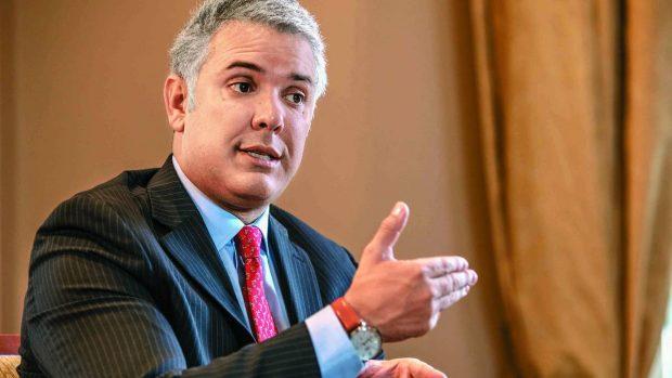 El presiente Iván Duque espera recaudar cerca de con el proyecto de reforma tributaria. FOTO: Semana.com