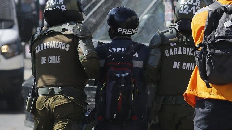 Emmanuel Colombié, director para América Latina de Reporteros sin Fronteras.