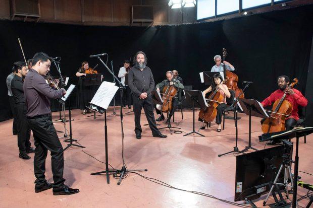 orquesta de cuerdas_por Patricio Melo