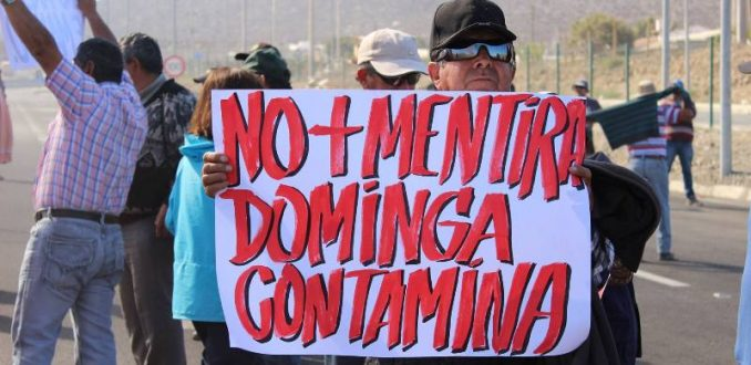Un mal día para el medio ambiente: Comisión de Evaluación Ambiental aprueba proyecto Dominga « Diario y Radio U Chile