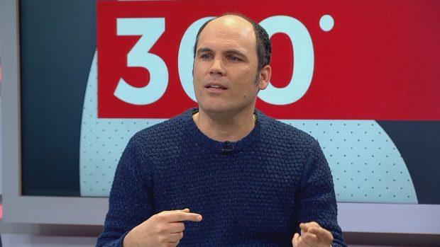 Rodrigo Jarmy, academico de la Universidad de Chile y especialista en pensamiento árabe clásico y contemporaneo.