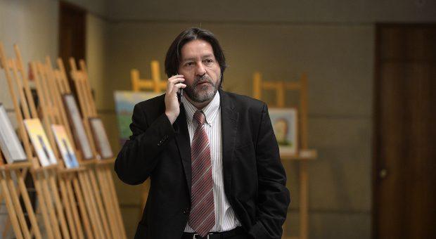 Diputado Tucapel Jiménez (PPD), presidente de la Comisión de Trabajo y Seguridad Social.