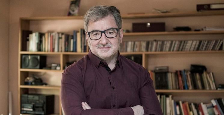 El sociólogo y analista político, Axel Callis.
