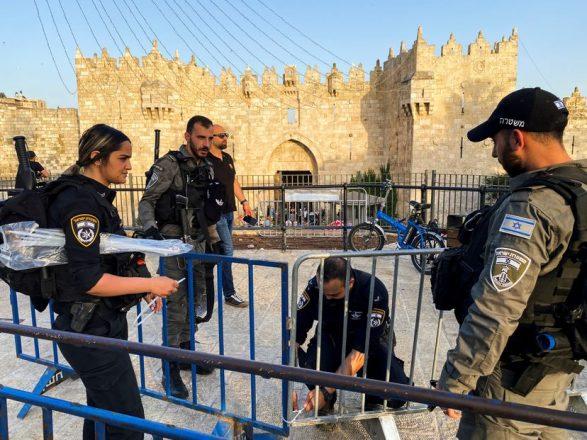 Jerusalén -REUTERS