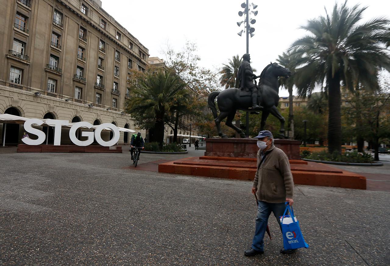 Santiago cuarentena