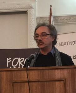 Sergio Grez Toso, historiador y académico de la Universidad de Chile.