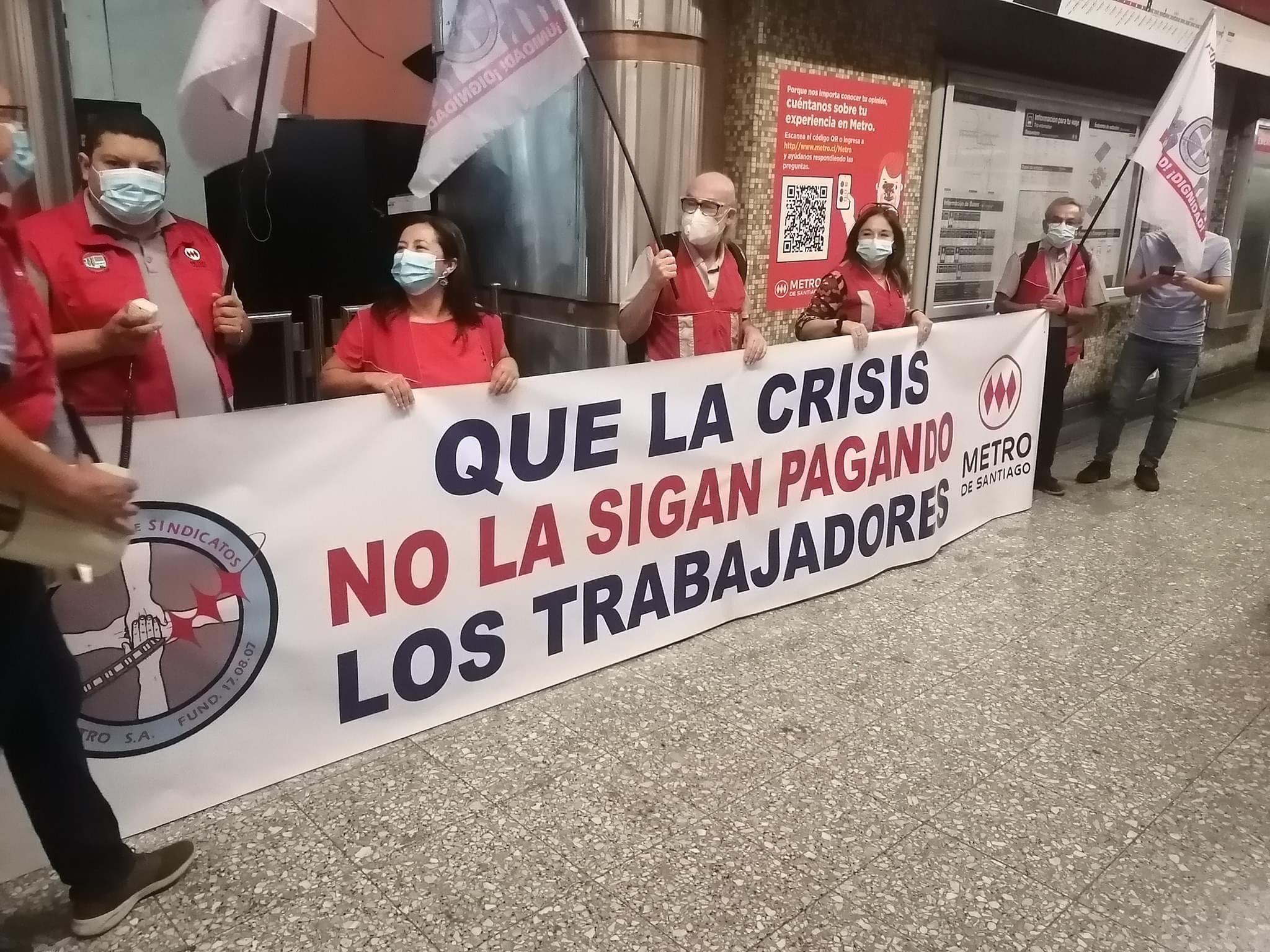 crisis metro
