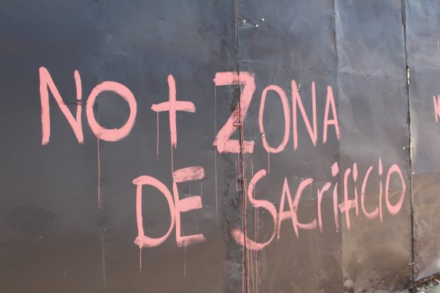 zona sacrificio